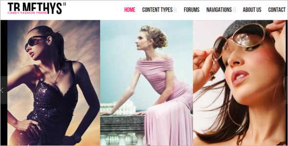 Simple Fashion Drupal Theme
