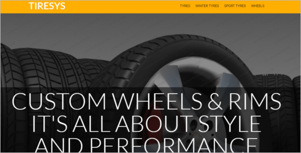 Simple Tires Prestashop Theme
