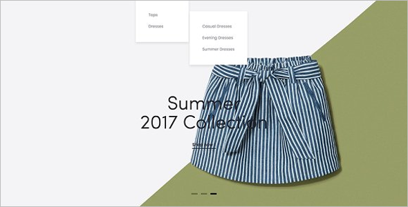 Summer Collection Prestashop Theme
