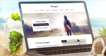 Travel Blog Templates