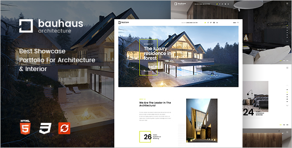 Architecture Furniture Drupal Theme