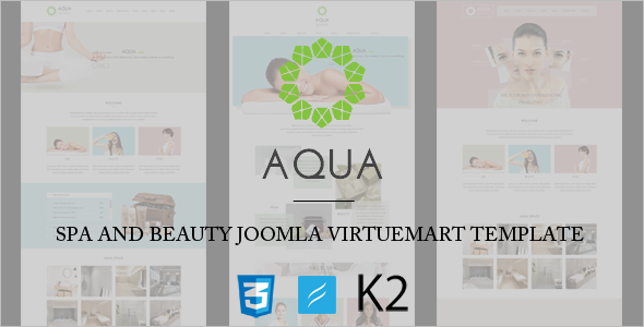 Beauty Joomla VirtueMart Template