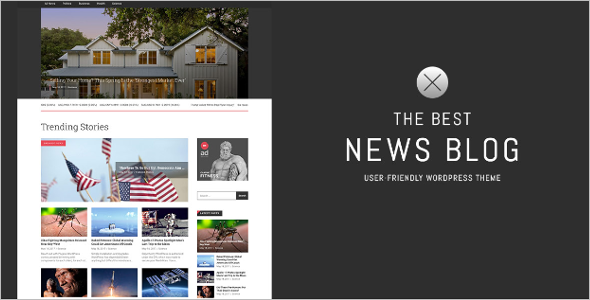 Best News Blog WordPress Theme