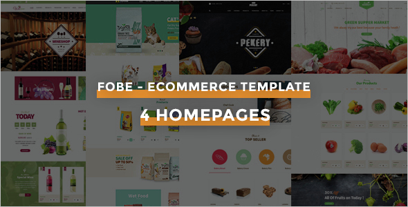 Best Pet Store Magento Template