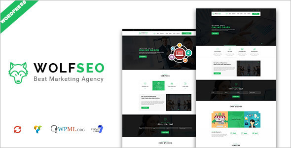 Best Single page Website Theme