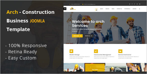 Building Joomla Template