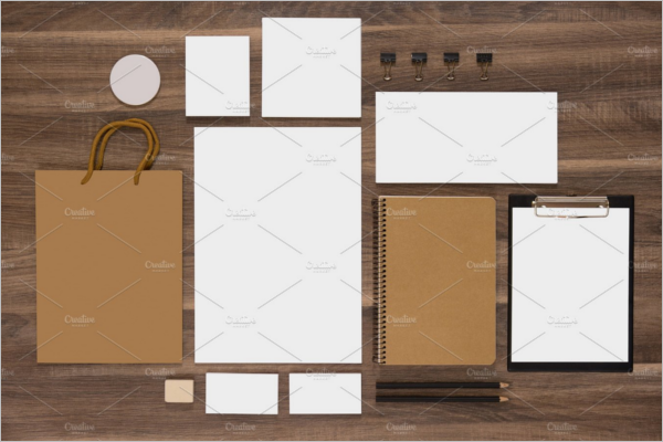 Business Branding Mockup PSD Template