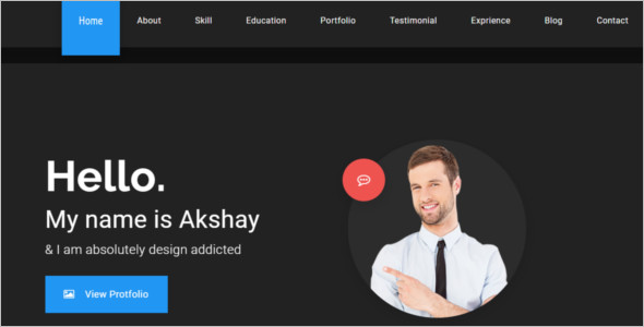 Business Ideas Website Template
