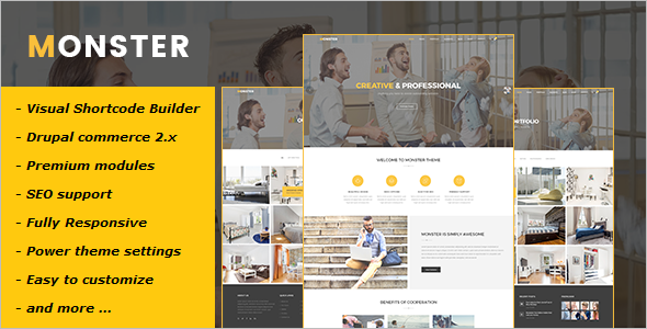 Business Joomla Website Template