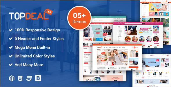 Business Magento Theme