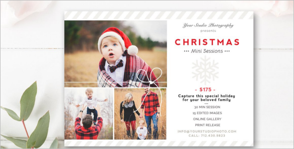 Christmas Holiday Website Template
