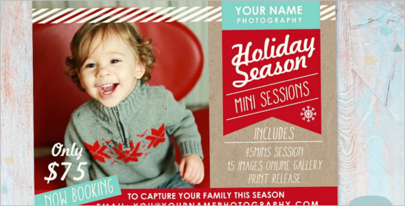 Christmas Marketing Website Template