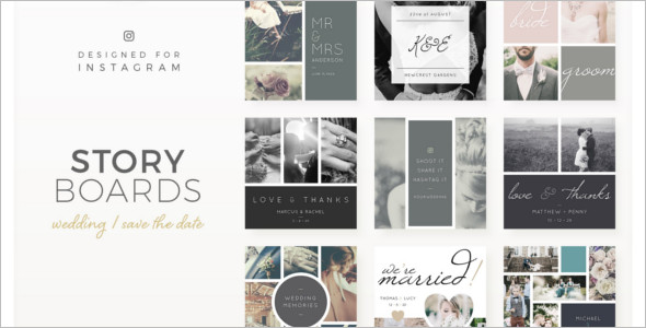 Customize Wedding Blog Template