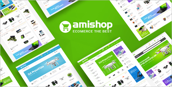 Digital Electronics Prestashop Theme