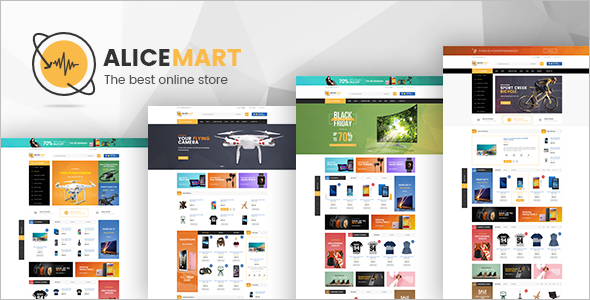 Digital Store Business Opencart Theme