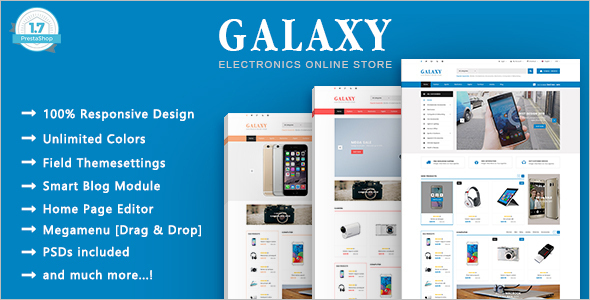 DigitalPrestashop E-commerce Theme
