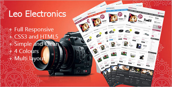 Electronics Leo Prestashop Theme