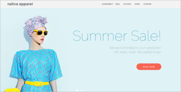 Fashion Apparel OpenCart Theme