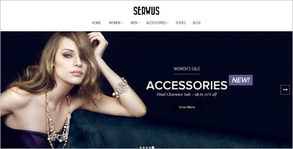Fashion Hub Opencart Theme