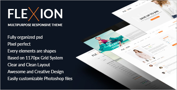 Fashion News OpenCart Template