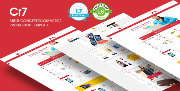 Fashion PrestaShop 1.6 Theme
