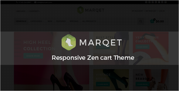 Fashion Zencart Template