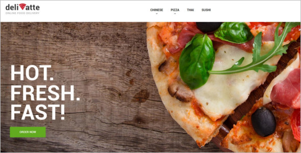 Food Delivery Magento Theme