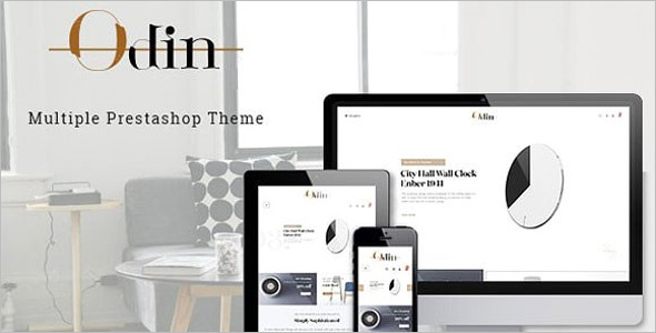 Furniture Bootstrap Theme Model