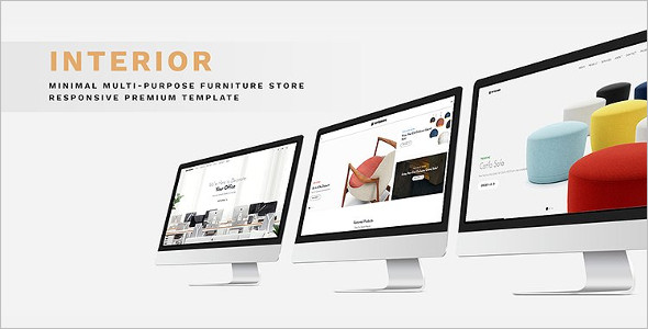 Furniture Business Bootstrap Theme