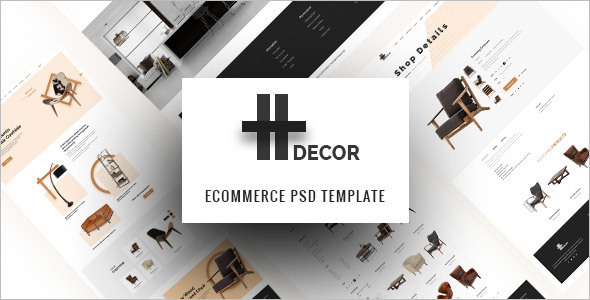 Furniture PSD Drupal Theme