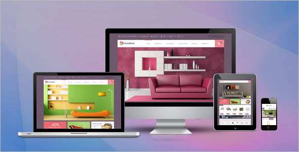 Furniture Responsive Opencart Theme