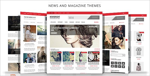 HD News WordPress Theme