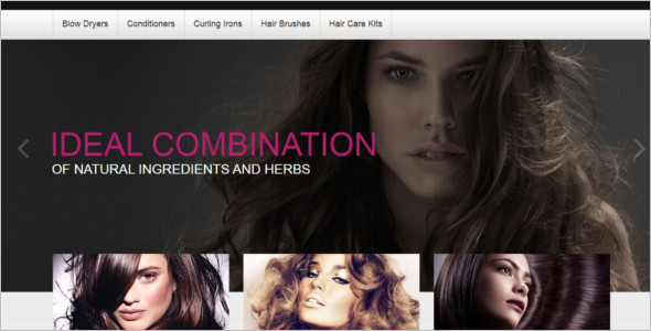 Hair Loss Treatment PrestaShop Theme