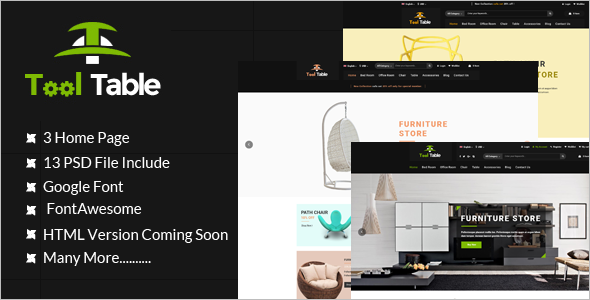 Jewelry OpenCart Shopping Template