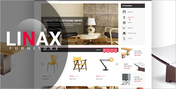 Magento E-commerce Company Theme