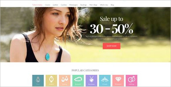 Minimal Fashion OpenCart Theme
