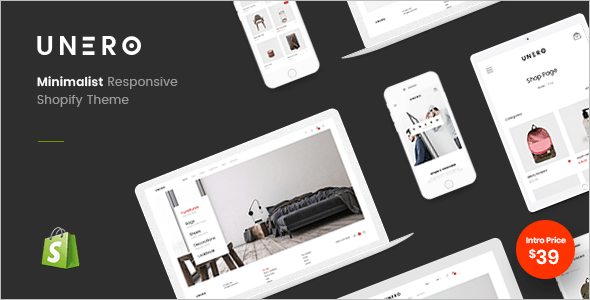 Modern Furniture Bootstrap Theme
