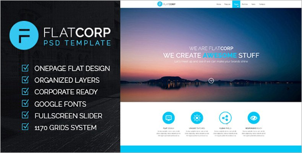 Multi Purpose PSD Joomla Template