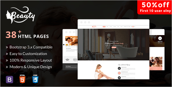 Multipurpose Business Joomla Website Template