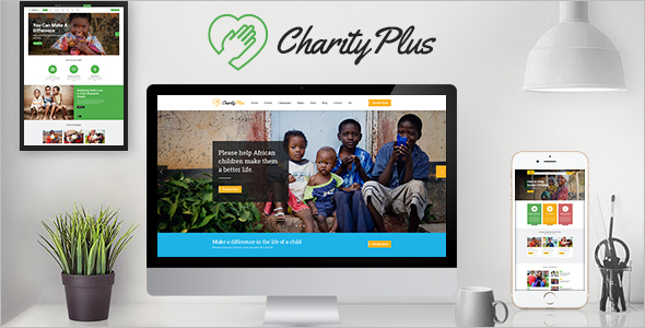 Multipurpose Church Website Theme