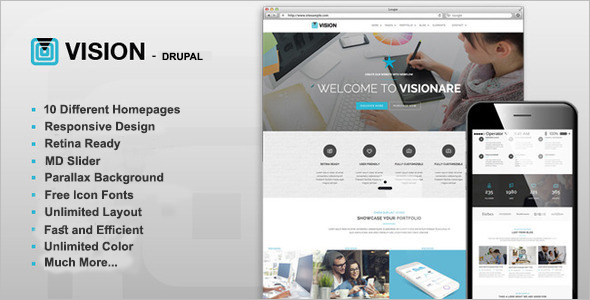 Multipurpose Furniture Drupal Theme