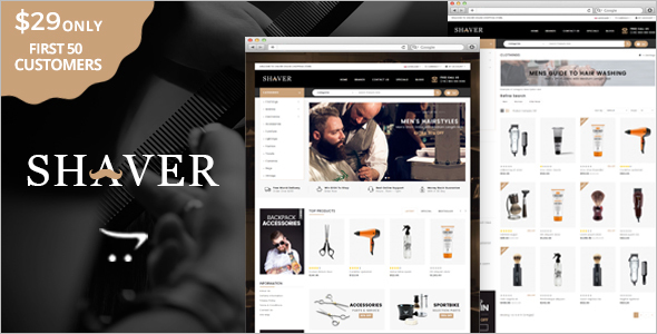 Multipurpose OpenCart Template