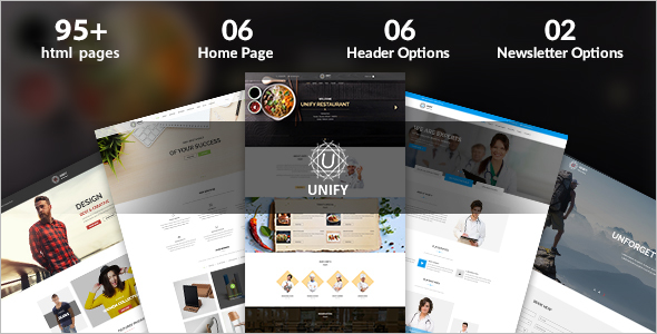 Multipurpose VirtueMart Template