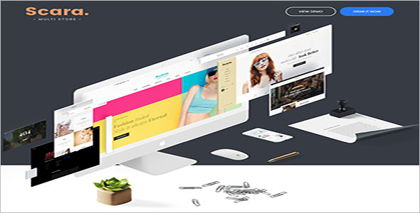 Multipurpose VirtueMart Theme