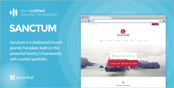 Nonprofit Church Website Theme