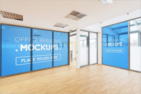 Office Branding Mockup Ideas