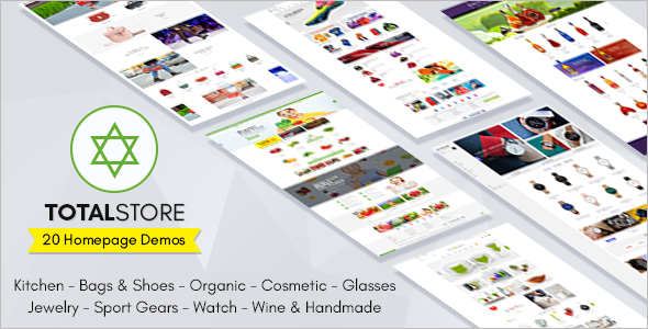 Online Prestashop E-commerce Theme