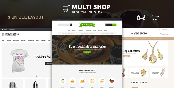 OpenCart Business Theme