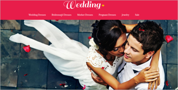 Perfect Wedding Store OpenCart Theme