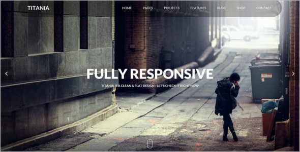Personal Multi-Purpose Joomla Template
